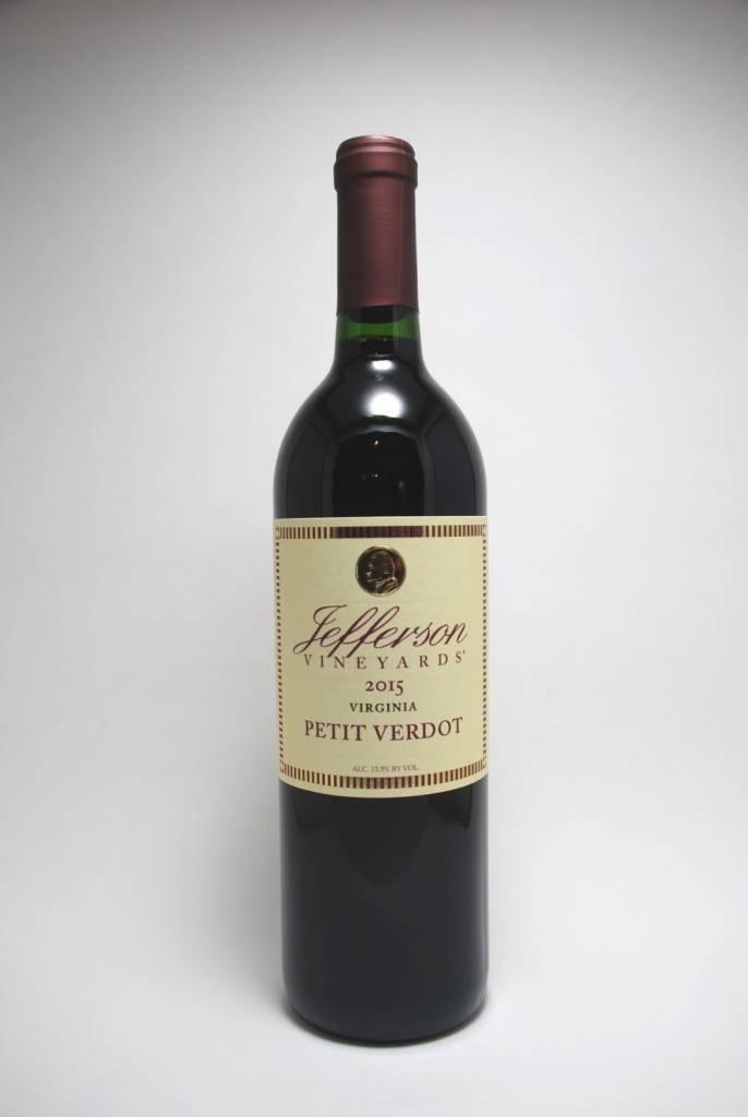 Jefferson Vineyards Petit Verdot