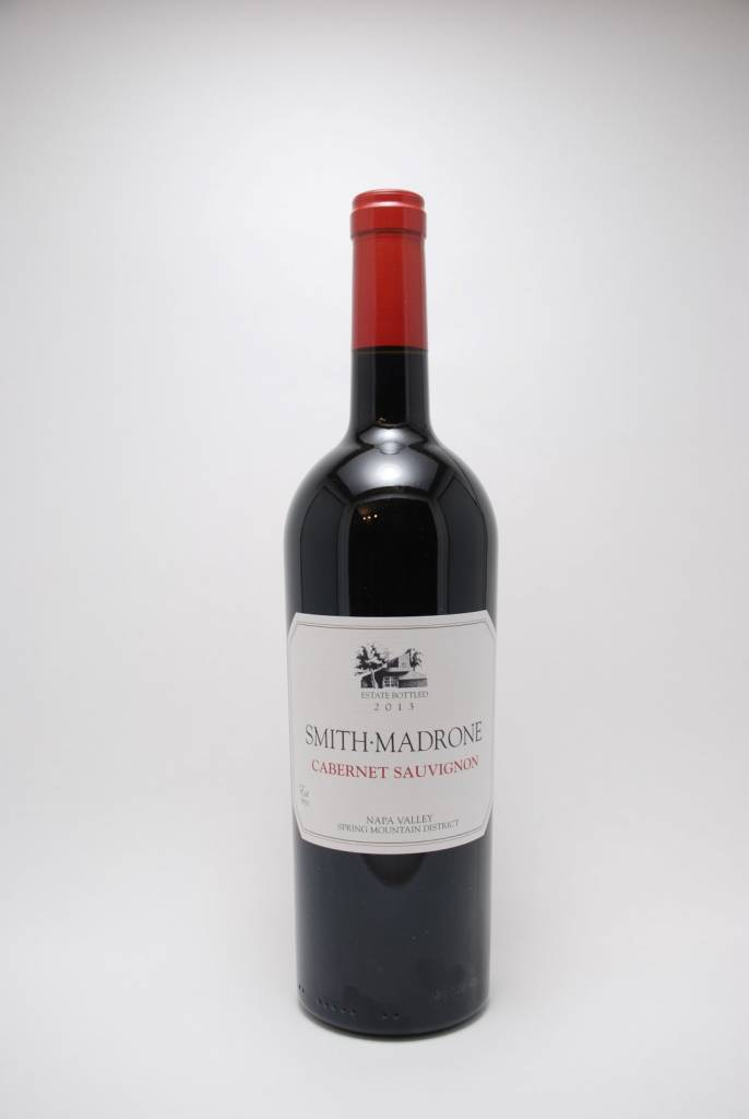 Smith-Madrone Estate Cabernet Sauvignon 2013