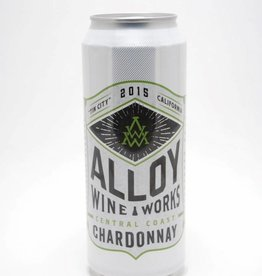 Alloy Central Coast Chardonnay (can)