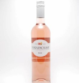 Pamplemousse Aromatic Rosé with Grapefruit