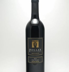 Pollak Vineyards Monticello Petit Verdot 2014