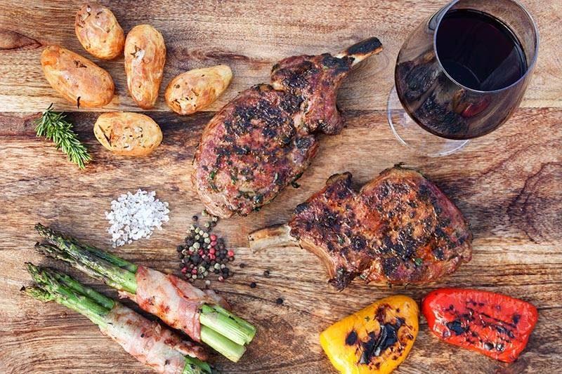 Grill-Friendly Wines for Father's Day