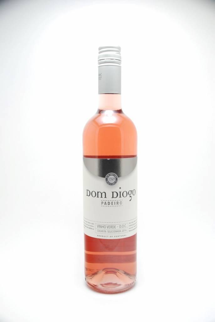 Quinta da Raza Vinho Verde Padiero Dom Diogo Rosé