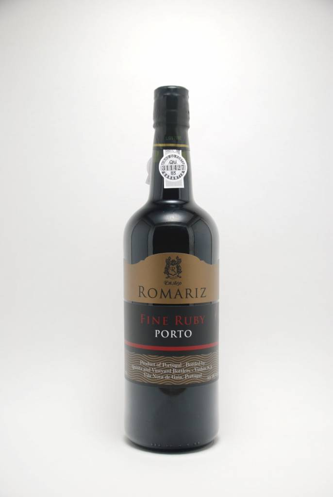 Romariz Fine Ruby Port NV