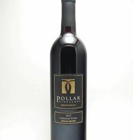 Pollak Vineyards Monticello Cabernet Franc 2014