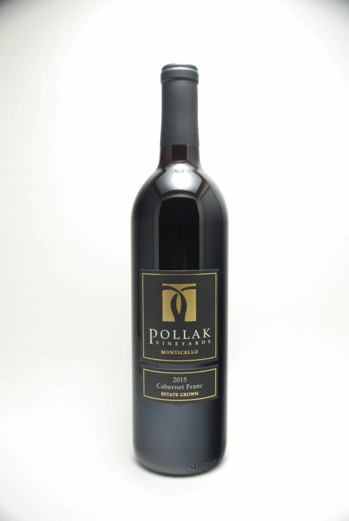 Pollak Vineyards Monticello Cabernet Franc 2014