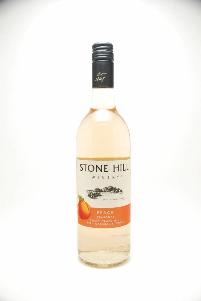 Stone Hill Peach Wine