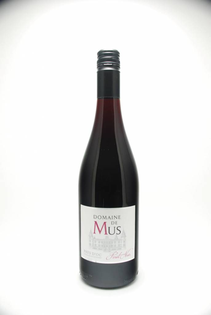 Domaine de Mus Pinot Noir 2016