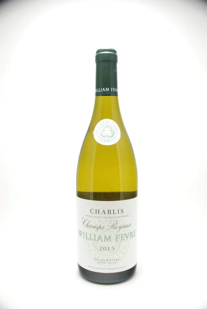 Domaine William Fevre Chablis Champs Royaux 2015