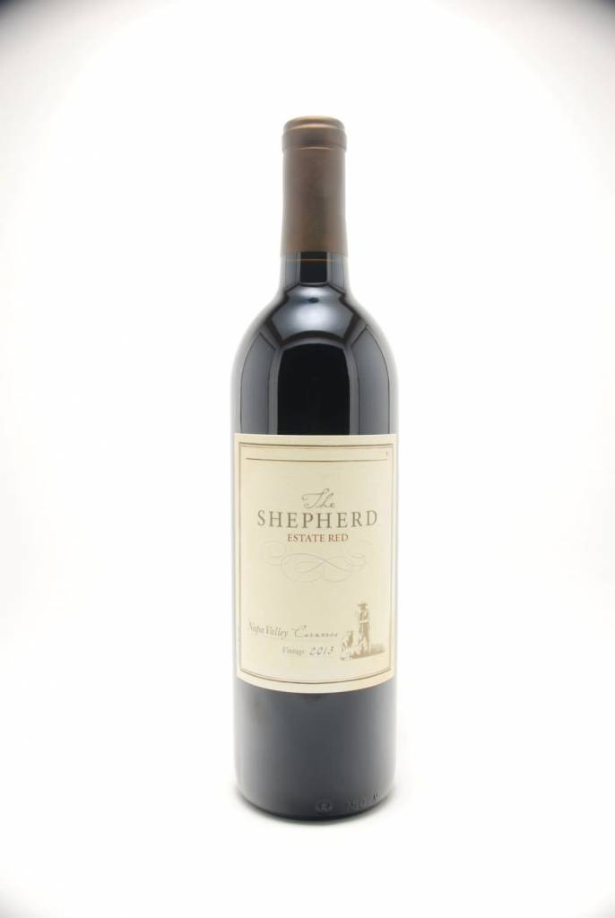 The Shepherd Estate Red 2014
