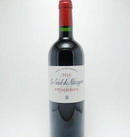 Le Seuil de Mazeyres Pomerol 2011