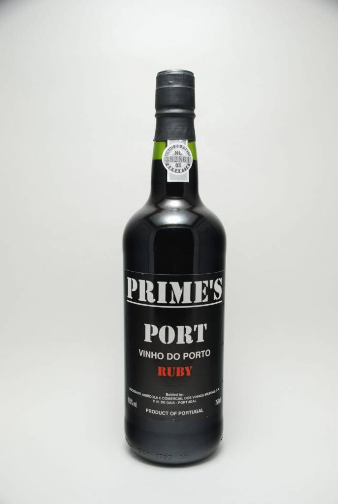 Prime's Porto Ruby