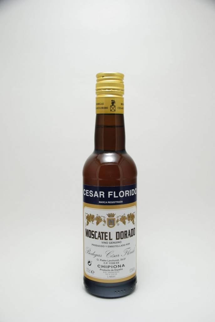 Bodegas César Florido Moscatel Dorado