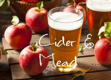 Cider/ Mead