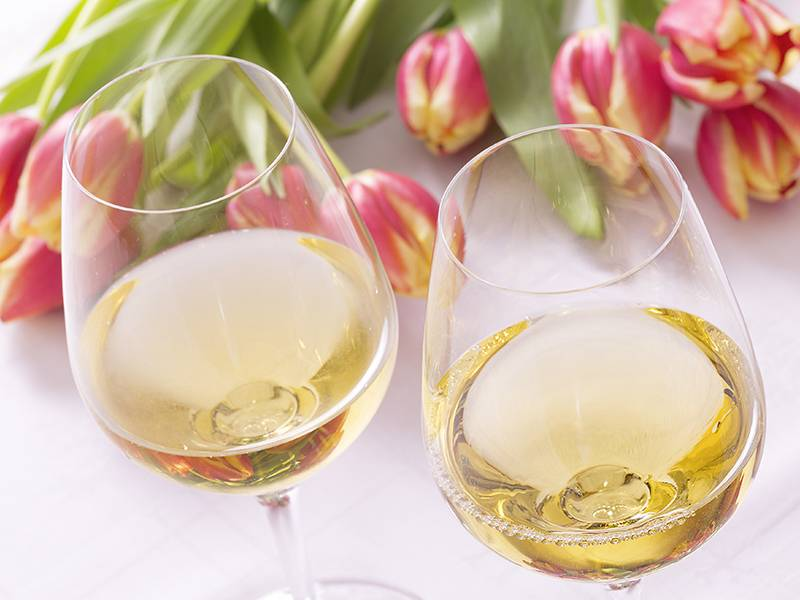 Spring Ahead for Spring Wine