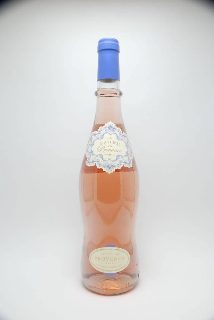 Domaine Fabre Côtes de Provence Cuvée Serpolet Rosé 2017