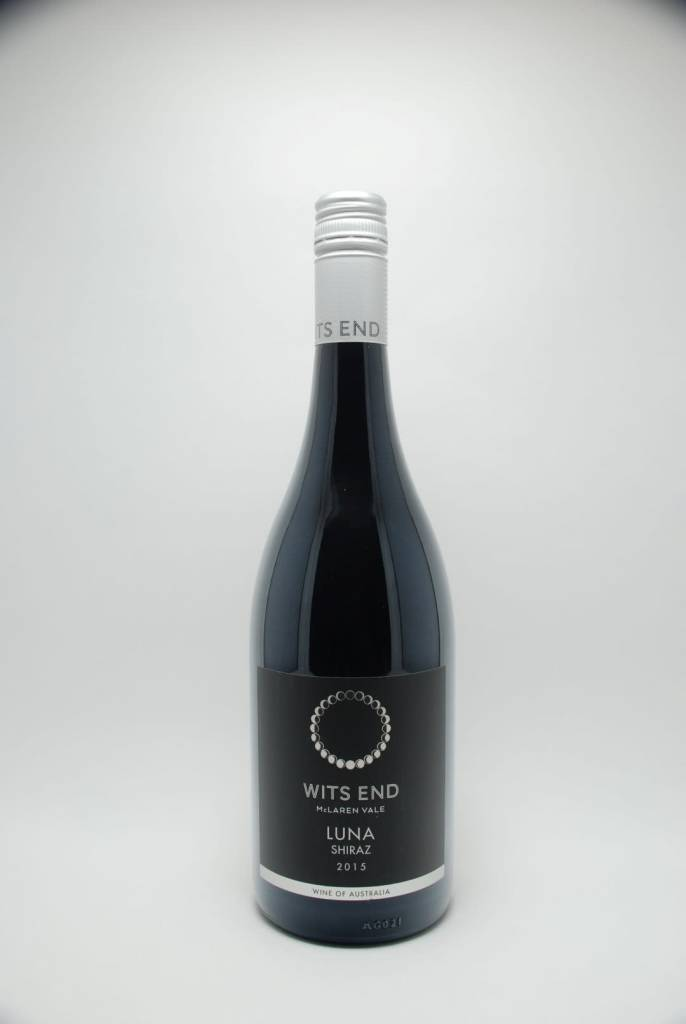 Chalk Hill Wits End McLaren Vale Shiraz 2015