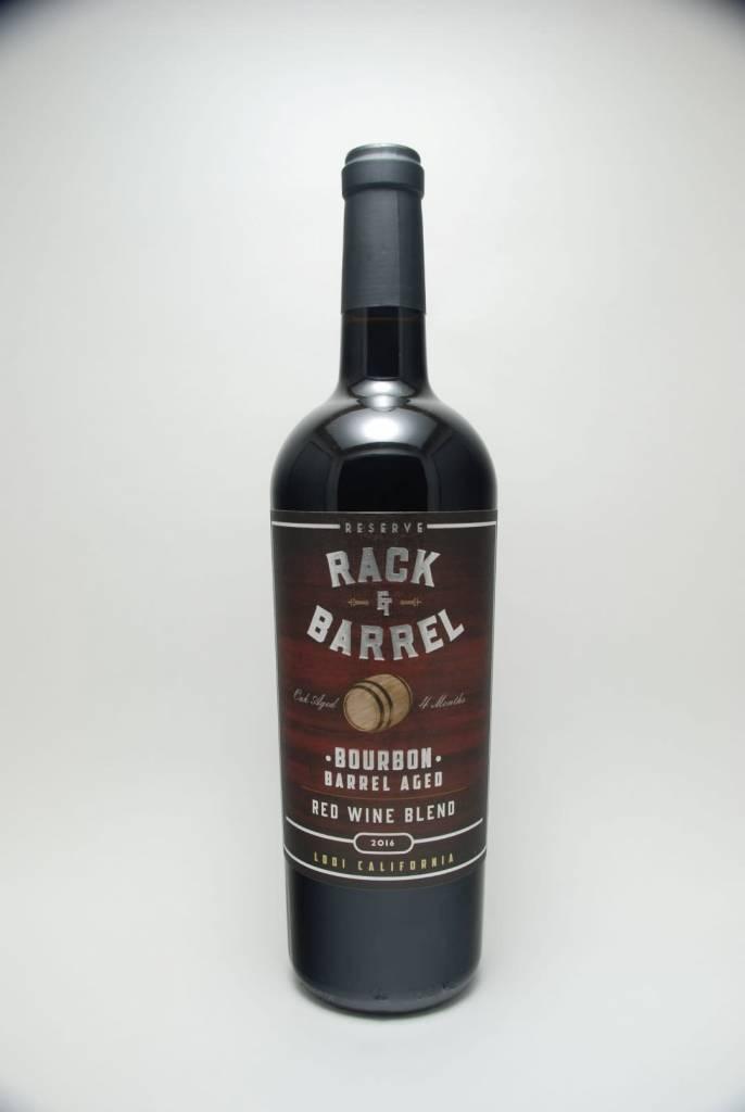Rack & Barrel Bourbon Barrel Red Blend 2016