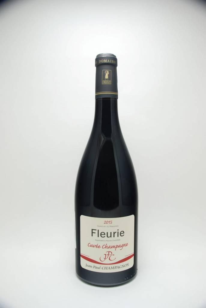 Domaine Jean Paul Champagnon Fleurie Cru Beaujolais 2015