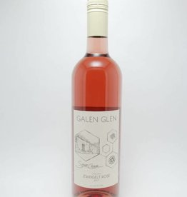 Galen Glen Winery Zweigelt Rosé Stone Cellar Lehigh Valley 2017
