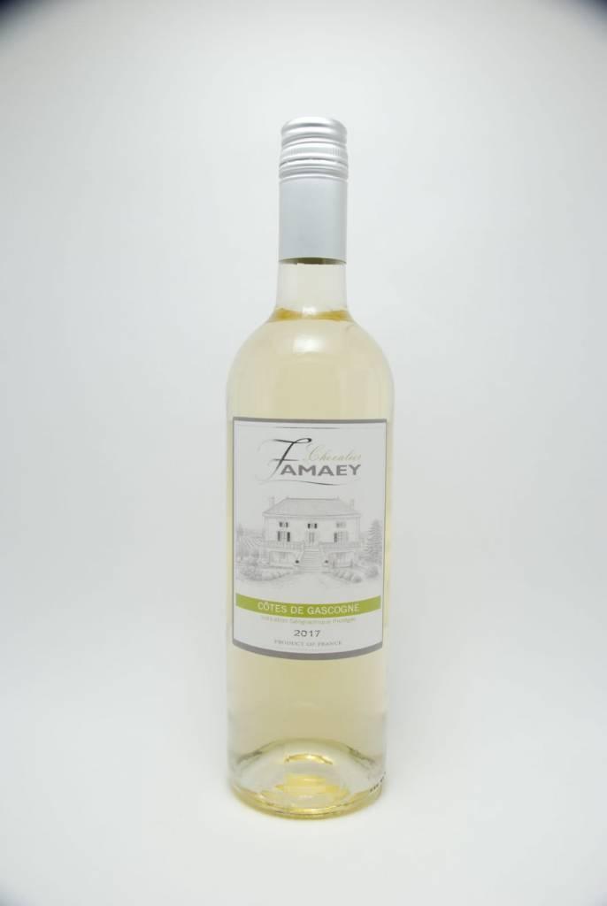 Chateau Famaey  Vin de Pays des Cotes de Gascogne Chevlier Famaey 2017