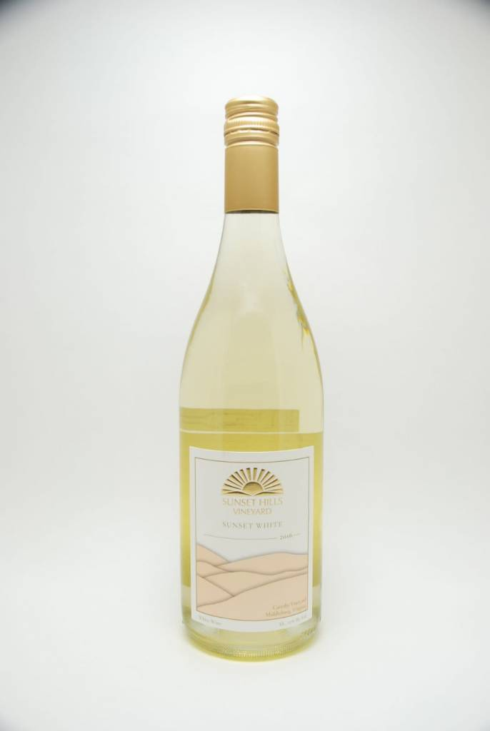 Sunset Hills  White Blend 2016