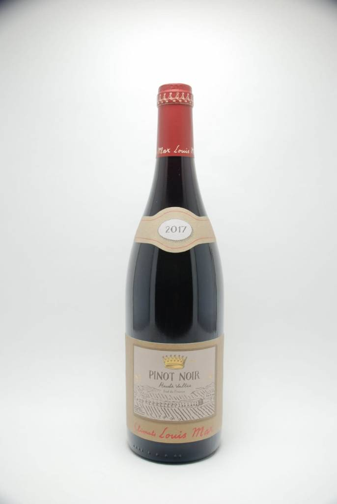 Louis Max Haute Vallee Pinot Noir 2017