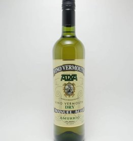 Destilerias Acha Atxa Dry Vermouth Blanco