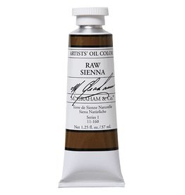 M GRAHAM M GRAHAM OIL RAW SIENNA 5OZ