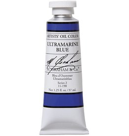 M GRAHAM M GRAHAM OIL ULTRAMARINE BLUE 5OZ
