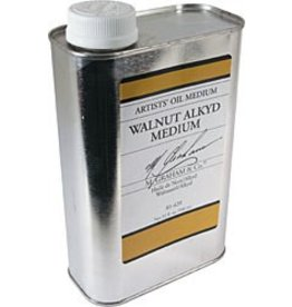 M GRAHAM M GRAHAM WALNUT ALKYD OIL MEDIUM 32OZ