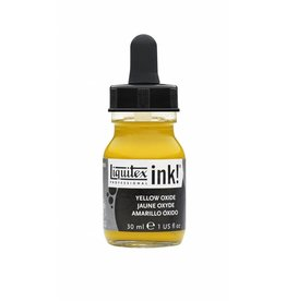 LIQUITEX LIQUITEX ACRYLIC INK YELLOW OXIDE 30ML