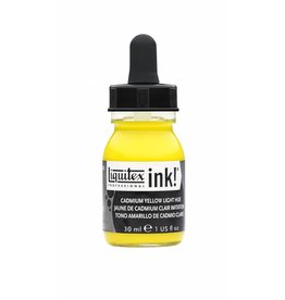 LIQUITEX LIQUITEX ACRYLIC INK CADMIUM YELLOW LIGHT HUE 30ML