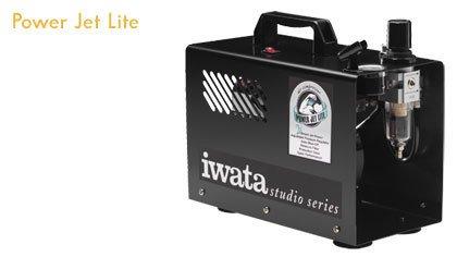 IWATA IWATA POWER JET LITE COMPRESSOR      IS925