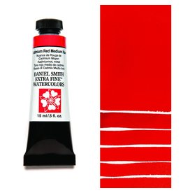 DANIEL SMITH DANIEL SMITH EXTRA FINE WATERCOLOUR CADMIUM RED MEDIUM HUE 15ML