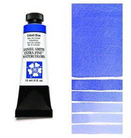 DANIEL SMITH DANIEL SMITH EXTRA FINE WATERCOLOUR COBALT BLUE 15ML