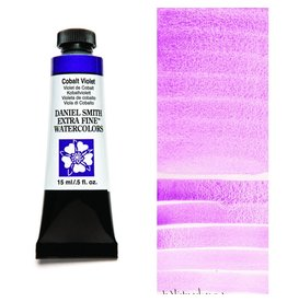 DANIEL SMITH DANIEL SMITH EXTRA FINE WATERCOLOUR COBALT VIOLET 15ML