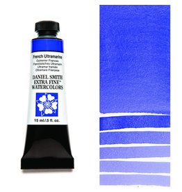 DANIEL SMITH DANIEL SMITH EXTRA FINE WATERCOLOUR FRENCH ULTRAMARINE 15ML