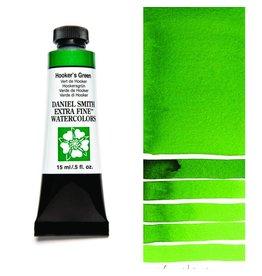 DANIEL SMITH DANIEL SMITH EXTRA FINE WATERCOLOUR HOOKER'S GREEN 15ML
