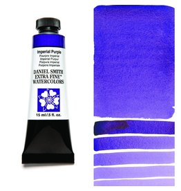 DANIEL SMITH DANIEL SMITH EXTRA FINE WATERCOLOUR IMPERIAL PURPLE 15ML