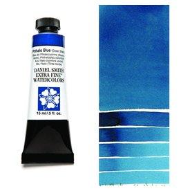 DANIEL SMITH DANIEL SMITH EXTRA FINE WATERCOLOUR PHTHALO BLUE (GREEN SHADE) 15ML