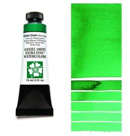 DANIEL SMITH DANIEL SMITH EXTRA FINE WATERCOLOUR PHTHALO GREEN (BLUE SHADE) 15ML