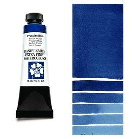 DANIEL SMITH DANIEL SMITH EXTRA FINE WATERCOLOUR PRUSSIAN BLUE 15ML