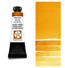 DANIEL SMITH DANIEL SMITH EXTRA FINE WATERCOLOUR YELLOW OCHRE 15ML