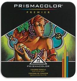 SANFORD PRISMACOLOR PREMIER PENCIL SET/72