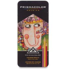 SANFORD PRISMACOLOR PREMIER PENCIL SET/24