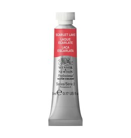 WINSOR NEWTON WINSOR & NEWTON PROFESSIONAL WATERCOLOUR SCARLET LAKE 5ML