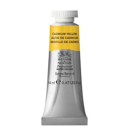 WINSOR NEWTON WINSOR & NEWTON PROFESSIONAL WATERCOLOUR CADMIUM YELLOW 14ML