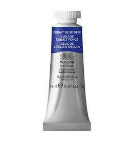 WINSOR NEWTON WINSOR & NEWTON PROFESSIONAL WATERCOLOUR COBALT BLUE DEEP 14ml