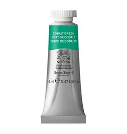 WINSOR NEWTON WINSOR & NEWTON PROFESSIONAL WATERCOLOUR COBALT GREEN 14ML